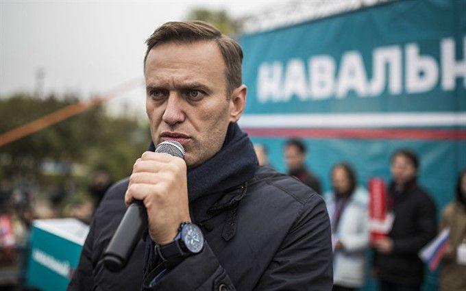 """Олексій Навальний опинився за гратами через акцію """"Він нам не цар"""""""