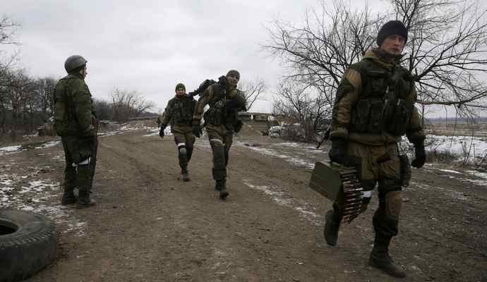 За минулу добу бойовики зосередилися на Маріупольському напрямку