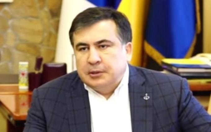 Саакашвили насмешил своим украинским: опубликовано видео