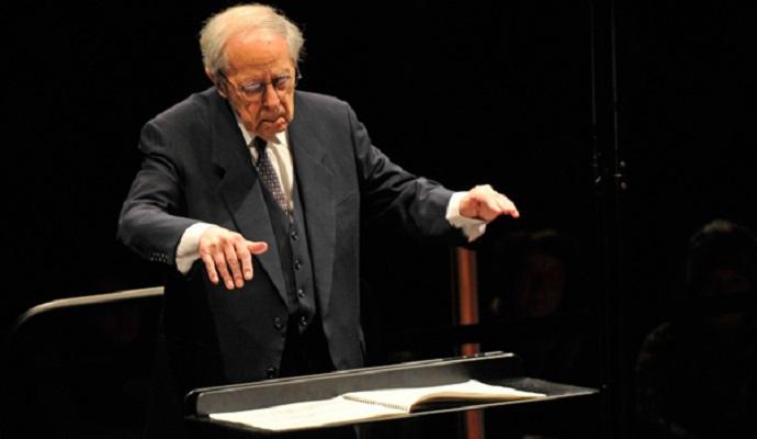 Умер знаменитый французский композитор и дирижер Пьер Булез