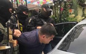"""В Києві втретє затримали """"злодія в законі"""" з Грузії"""