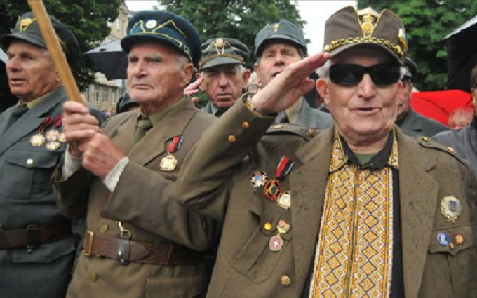 Воины УПА получили статус участников боевых действий