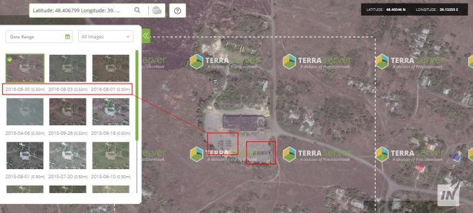Знайдено нове скупчення техніки бойовиків на Донбасі: з'явилися фото (1)
