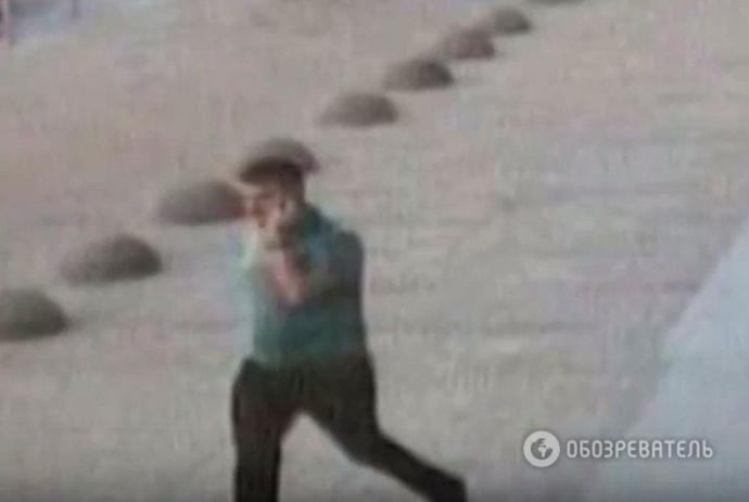 Сина Авакова обікрали в Києві: опубліковані фото і відео (1)