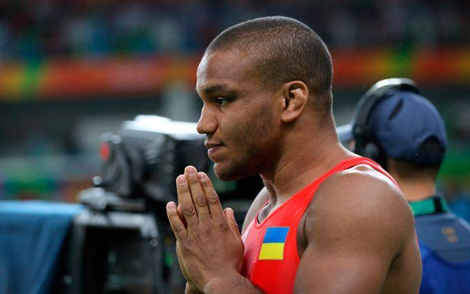 Борець Беленюк упевнено вийшов у півфінал Олімпіади-2016