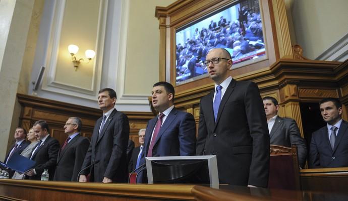 Парубий не видит оснований для отставки действующего правительства