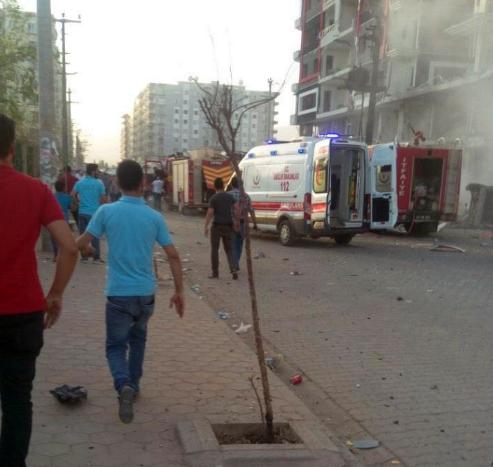 У Туреччині прогриміли вибухи, є жертви: опубліковані фото (1)