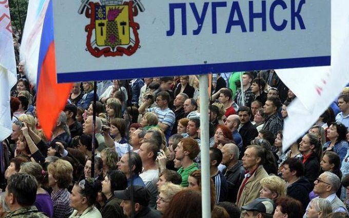 Українська розвідка дізналася про назріваючі протести в ЛНР