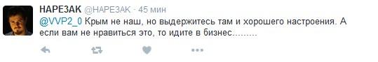 Дрібний боягуз: новий конфуз прем'єра Росії з Кримом став хітом мережі (8)