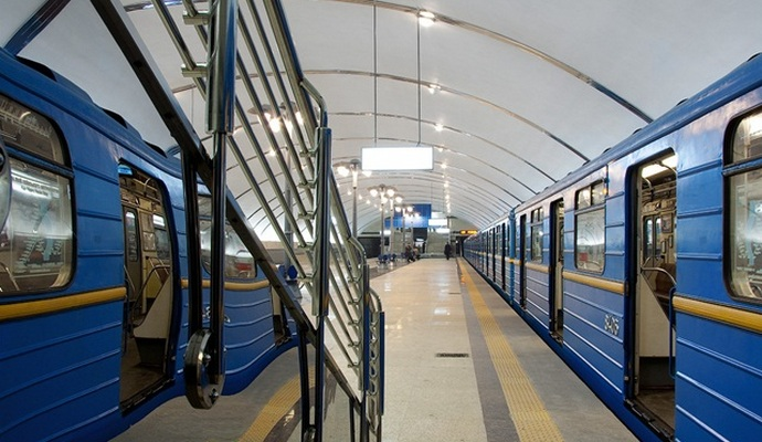 Объявили тендер на проект строительства метро на Троещину