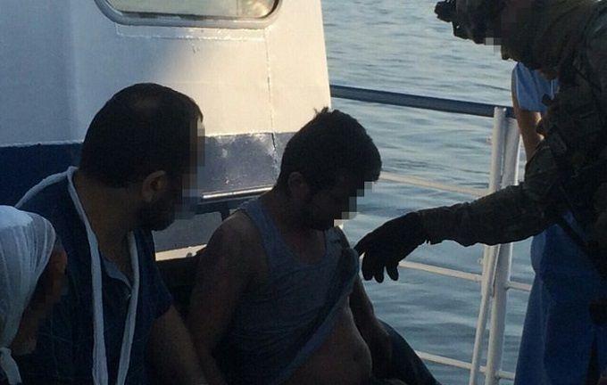В Одесі СБУ врятувала турецьких моряків, захоплених у заручники: з'явилися фото