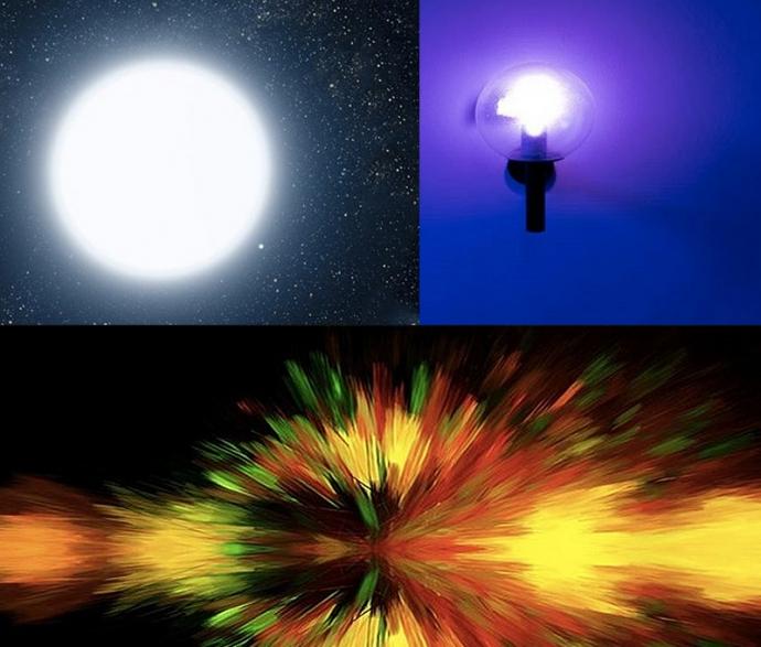 Подборка малоизвестных и весьма занимательных фактов про свет (15 фото)