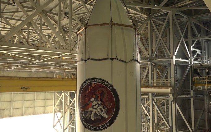 США провалили запуск ракеты с секретным военным спутником: появилось видео