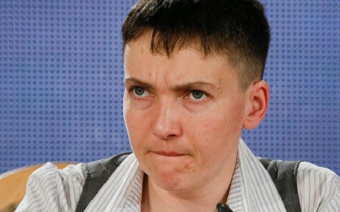 На скандальну пропозицію Савченко в мережі відповіли жорстким віршем