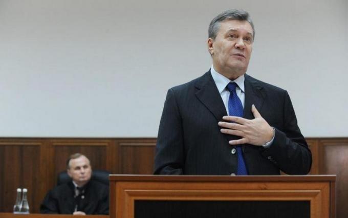 Онлайн-трансляція: Суд продовжив засідання усправі про держзраду Януковича