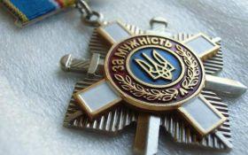 Порошенко наградил героев АТО и рассказал истории мужества