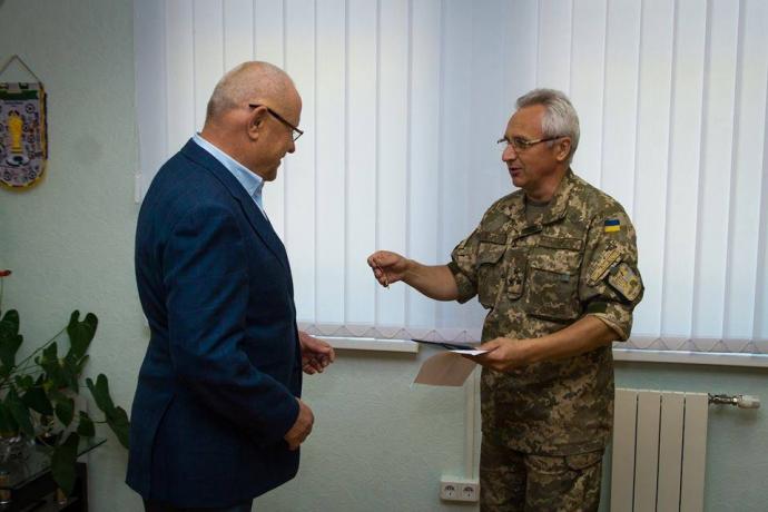 Чиновник-противник Майдану отримав нагороду: в мережі обурені (1)