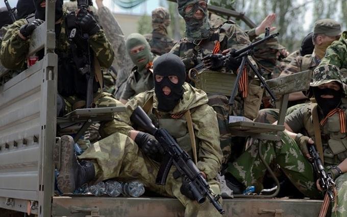 Розвідка розповіла про те, як бойовики на Донбасі гинуть і біжать з поля бою