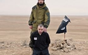 """""""Мало не покажется никому"""": в РФ прокомментировали видео казни россиянина террористами ИГИЛ"""