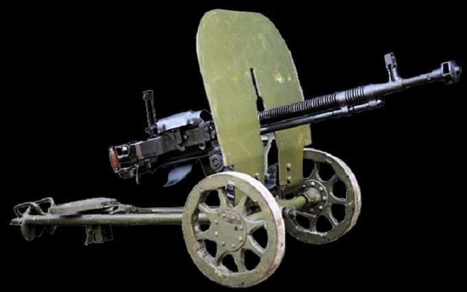 У мережі показали раритетний кулемет, яким воюють на Донбасі: опубліковано фото
