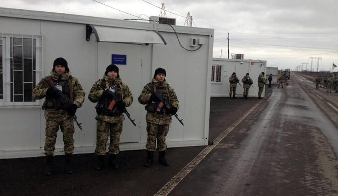 КПВВ в Марьинке могут закрыть