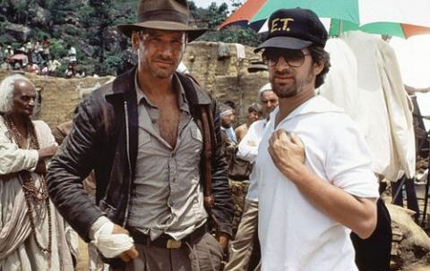 Спілберг зніме п'ятого «Індіану Джонса» з Харрісоном Фордом
