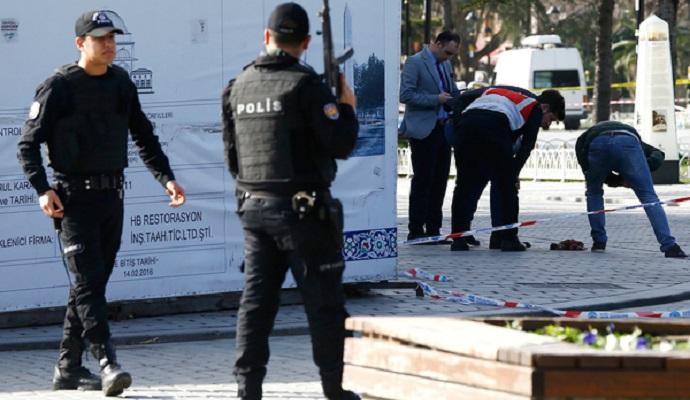 Серед постраждалих під час вибуху в Стамбулі більшість - іноземці