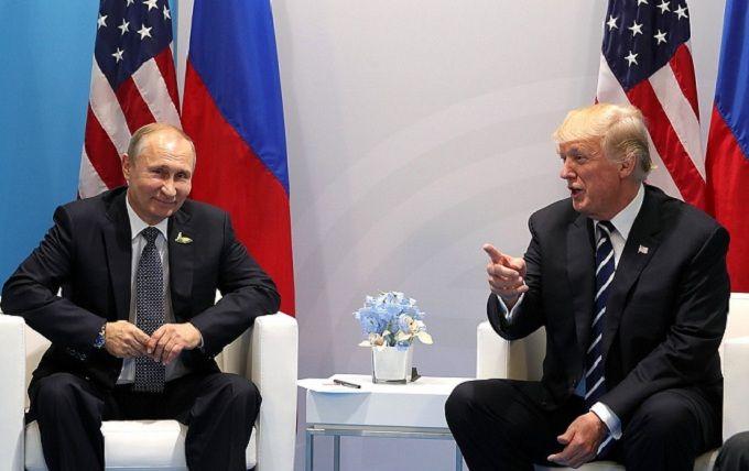 New York Magazine безжалісно висміяв Трампа і Путіна на обкладинці нового номеру