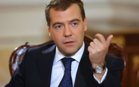 Прем'єр Росії здивував безглуздою заявою про продаж зброї