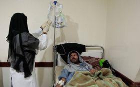В столице Йемена из-за вспышки холеры ввели чрезвычайное положение