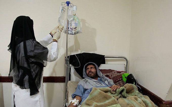 Встолице Йемена объявлено чрезвычайное положение из-за холеры