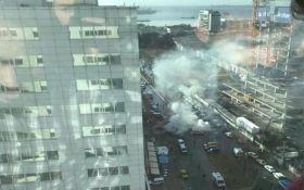 Новый теракт в Турции: появилось видео перестрелки полиции и боевиков