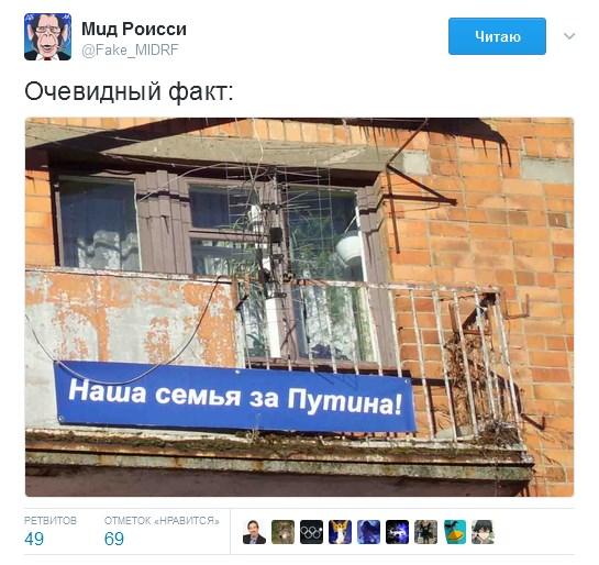 Россия вымирает, но поддерживает Путина: видео и фото впечатлили сеть (4)