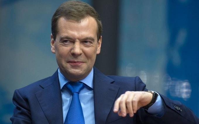 Конфуз російського прем'єра: Медведєву пригадали старе відео