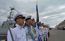 Украина всегда будет морской державой: Порошенко и Гройсман поздравили моряков со 100-летием ВМФ