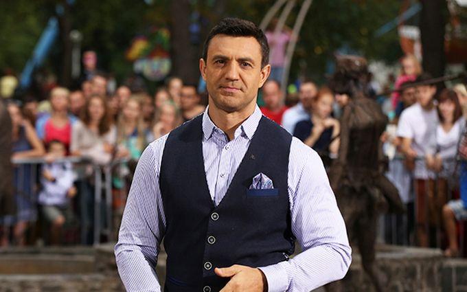 """Нового """"ревізора"""" Миколу Тищенка жорстоко побили на зйомках"""