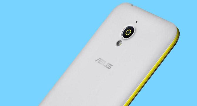 ASUS представила яскравий 5-дюймовий смартфон Live (5 фото)
