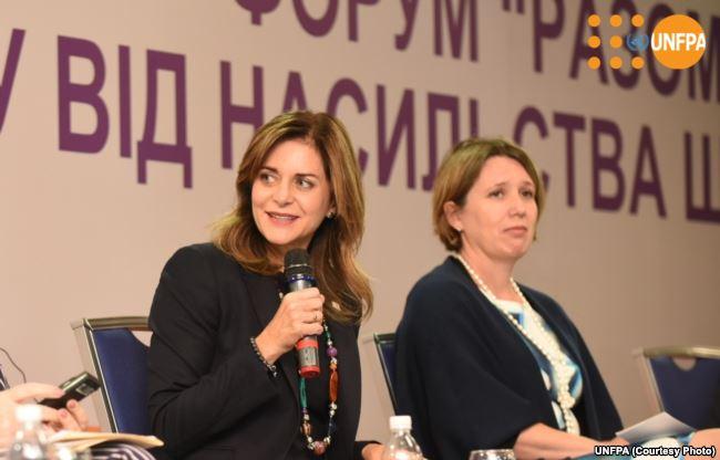 Потери украинской экономики из-за насилия в отношении женщин достигают сотен млн долл - Фонд ООН в области народонаселения (1)
