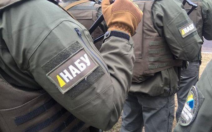 У НАБУ спростували інформацію ГПУ про затримання співробітника на великому хабарі