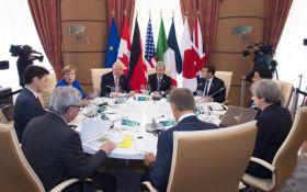 G7 не может определиться в вопросе антироссийских санкций - СМИ
