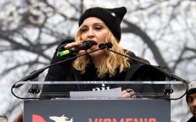 У Путина решили защитить Трампа от Мадонны и вызвали гнев в сети