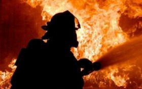 У Києво-Печерській лаврі спалахнула пожежа