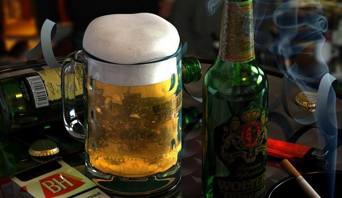 Украине нужно поднять акциз на пиво и табак - МВФ
