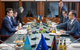 У Зеленського повідомили про важливі домовленості з Німеччиною по Донбасу
