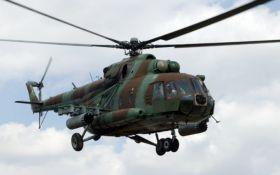 У Чечні розбився військовий гелікоптер, багато жертв
