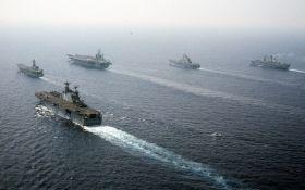 НАТО направили десятки военных кораблей в Балтийское море - что случилось