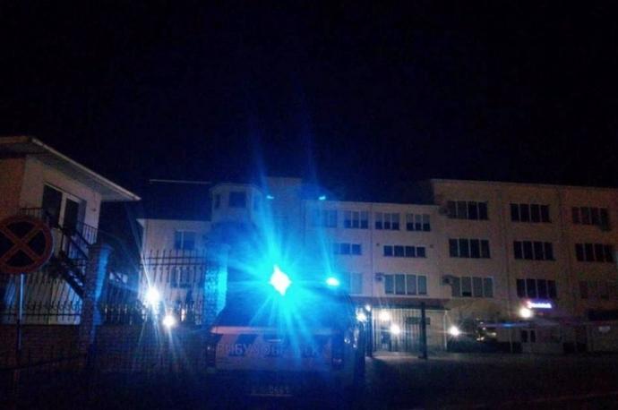 В Луцке из гранатомета обстреляли консульство Польши (1)