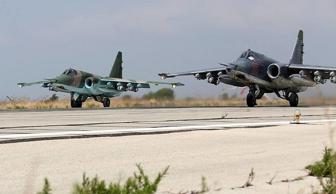 РФ не планирует строительства новой авиабазы в Сирии - Минобороны РФ