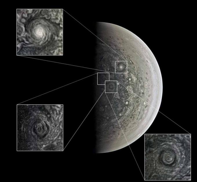 Это потрясающе: NASA показало новое зрелищное видео с Юпитера (1)