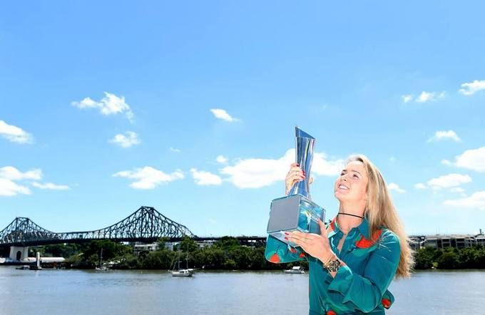 Відома українська тенісистка стала четвертою ракеткою світу